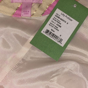 Lilly Pulitzer Dresses - Lilly Pulitzer Elias Dress Size 0 NWT